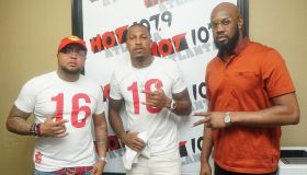 Trouble Visits The Durtty Boyz Show