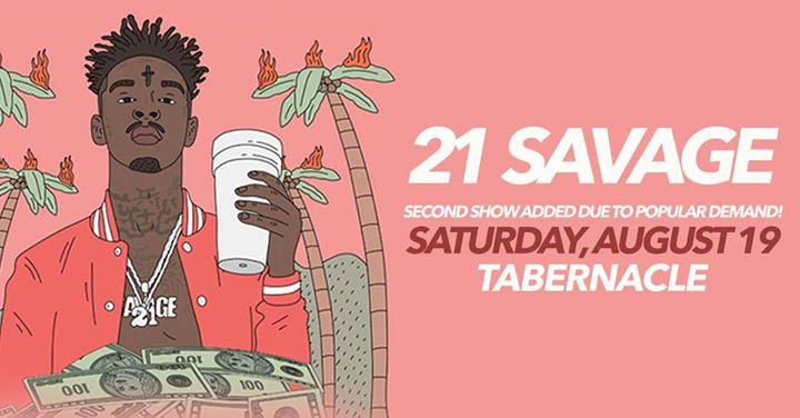21 Savage Tabernacle