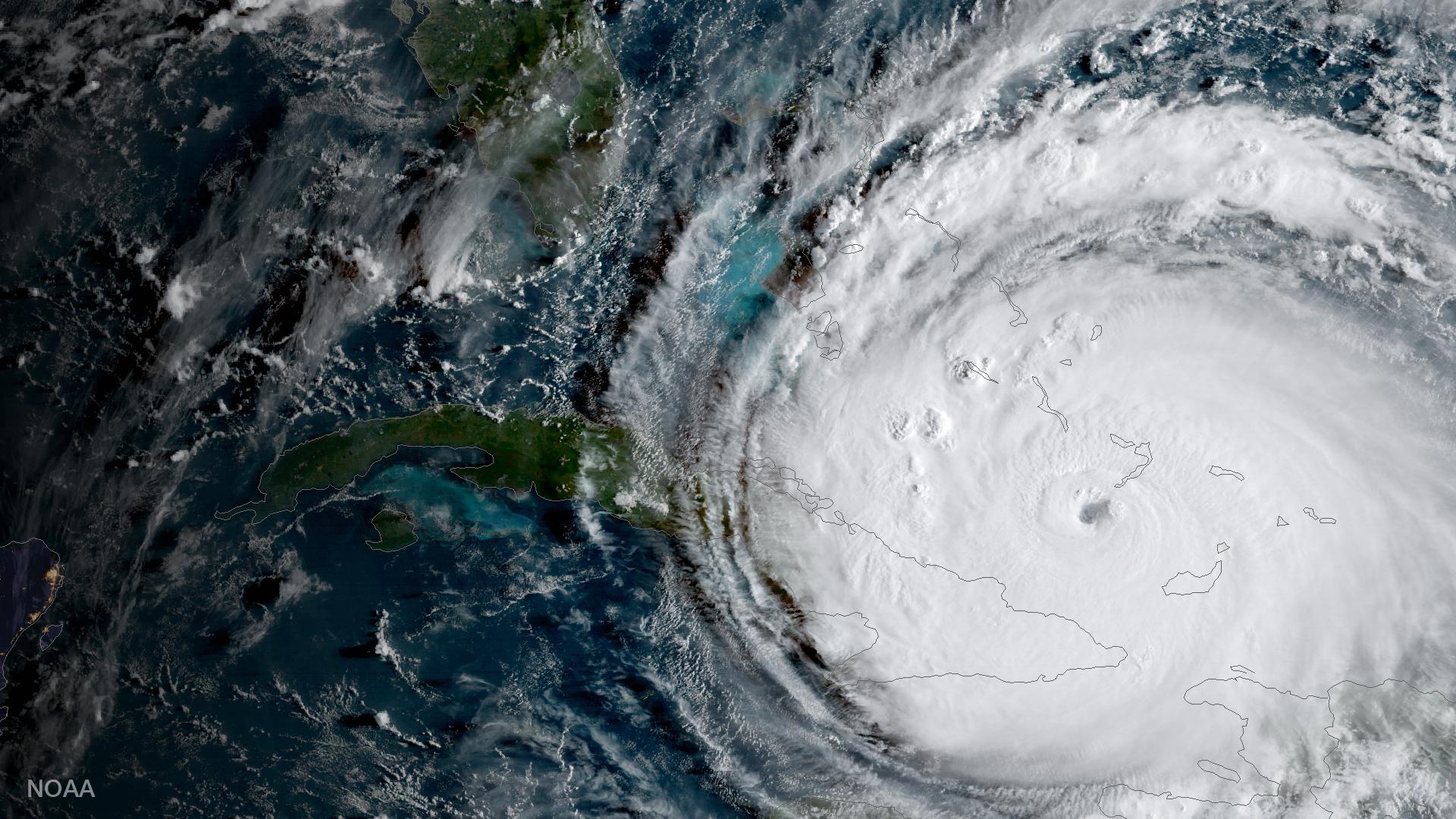 Florida Prepares For Major Hit By Hurricane Irma