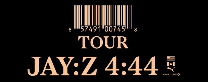 JAY Z 444 Tour
