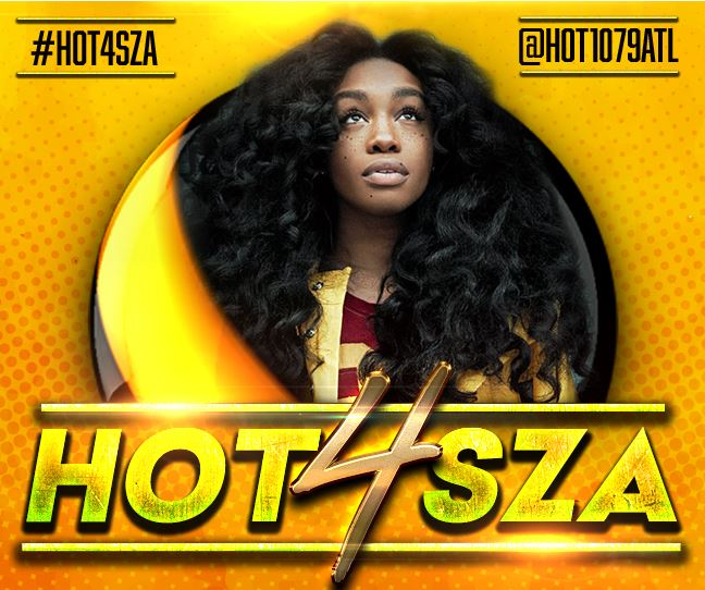 HOT 4 SZA Homepage