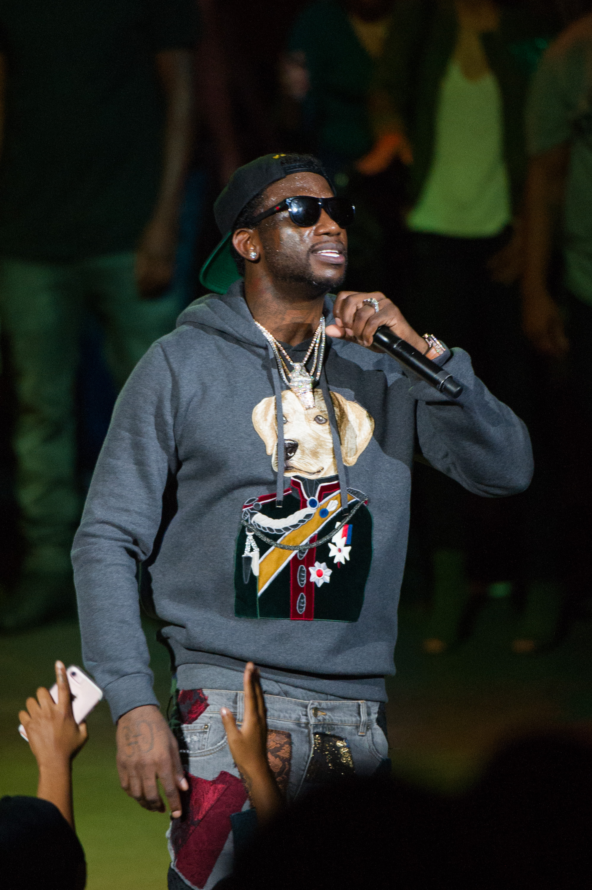 Gucci Mane In Concert - Detroit, Michigan