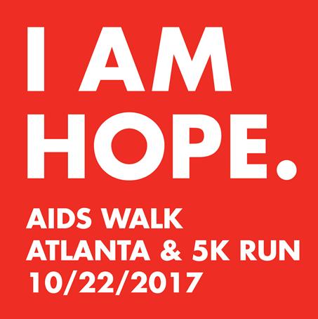 AIDS Walk Atlanta 2017