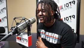 Young Nudy Stops By The Durtty Boyz Show