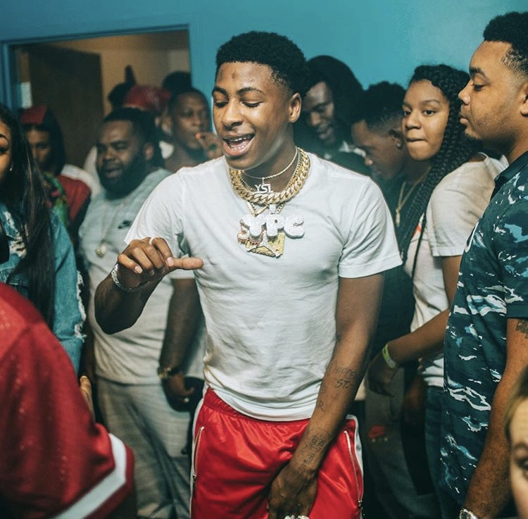 nba youngboy avoids paparazzi in new music video hot 1079