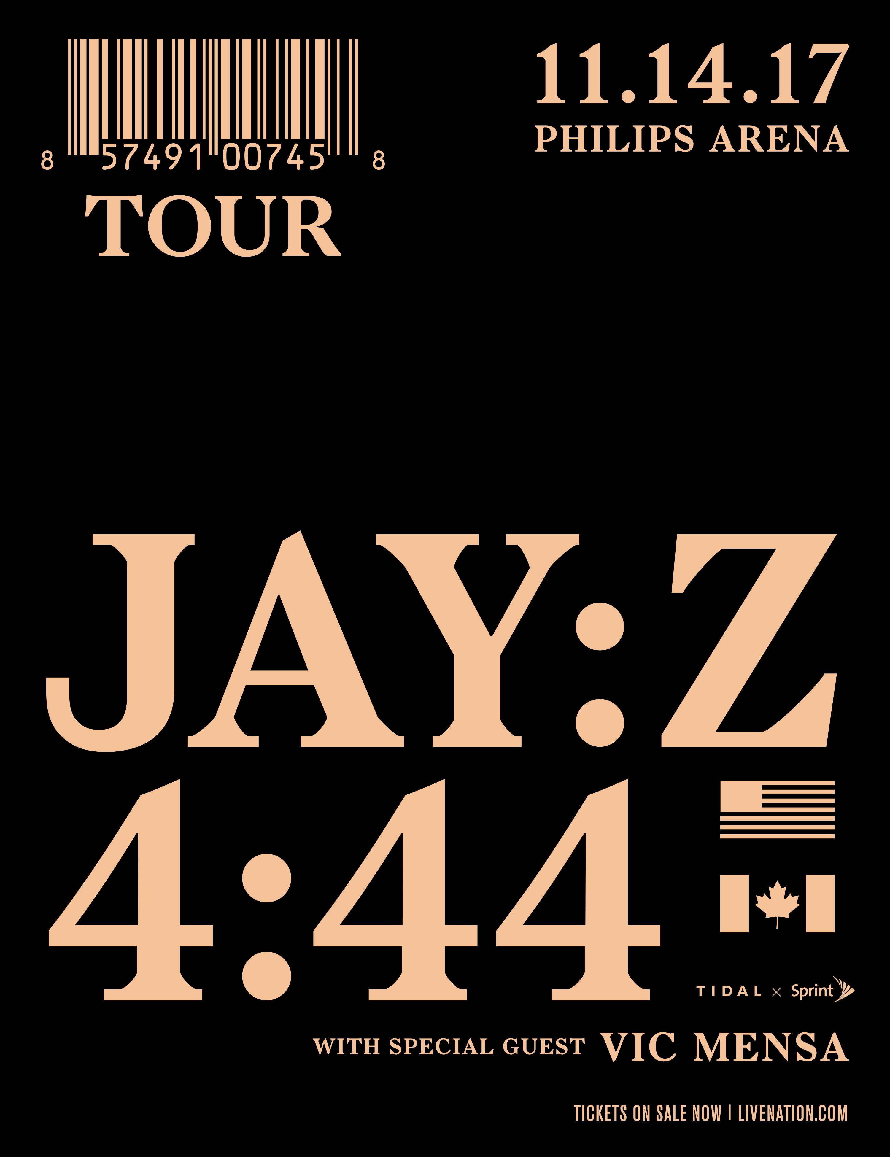 JayZ Tour