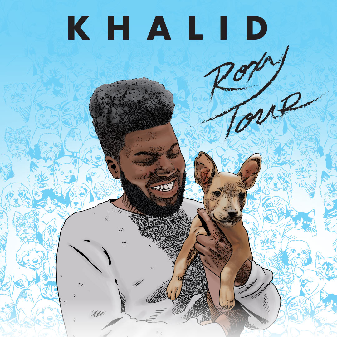 KHALID Roxy Tour