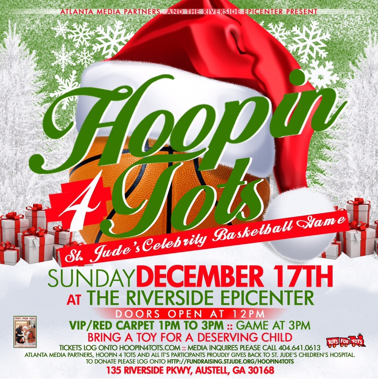Hoopin For Tots