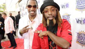 2010 Vh1 Hip Hop Honors - Red Carpet