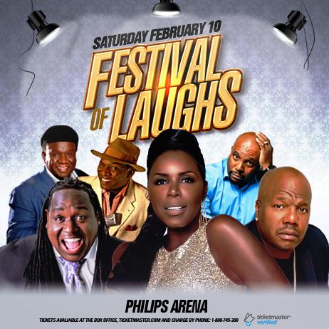 Festival Of Laughs Atlanta