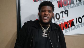 Derez Deshon On The Durtty Boyz Show