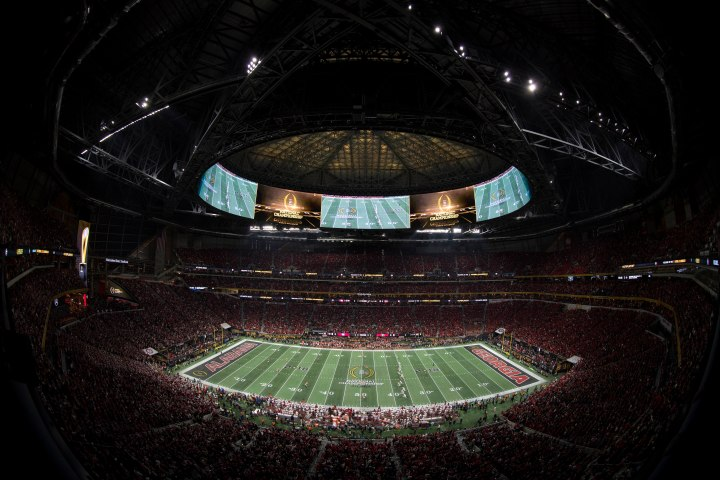 CFP National Championship presented by AT&T – Alabama v Georgia