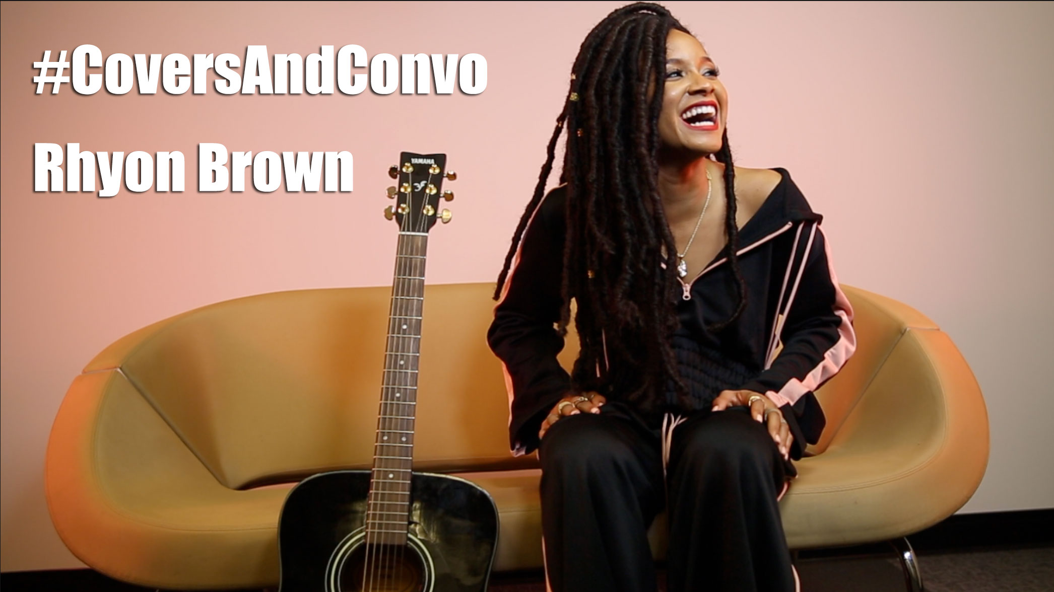 #CoversAndConvo - Rhyon Brown