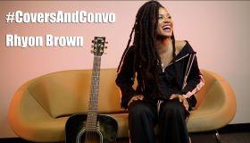 #CoversAndConvo - Rhyon Brown