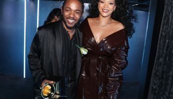 60th Annual GRAMMY Awards - Backstage