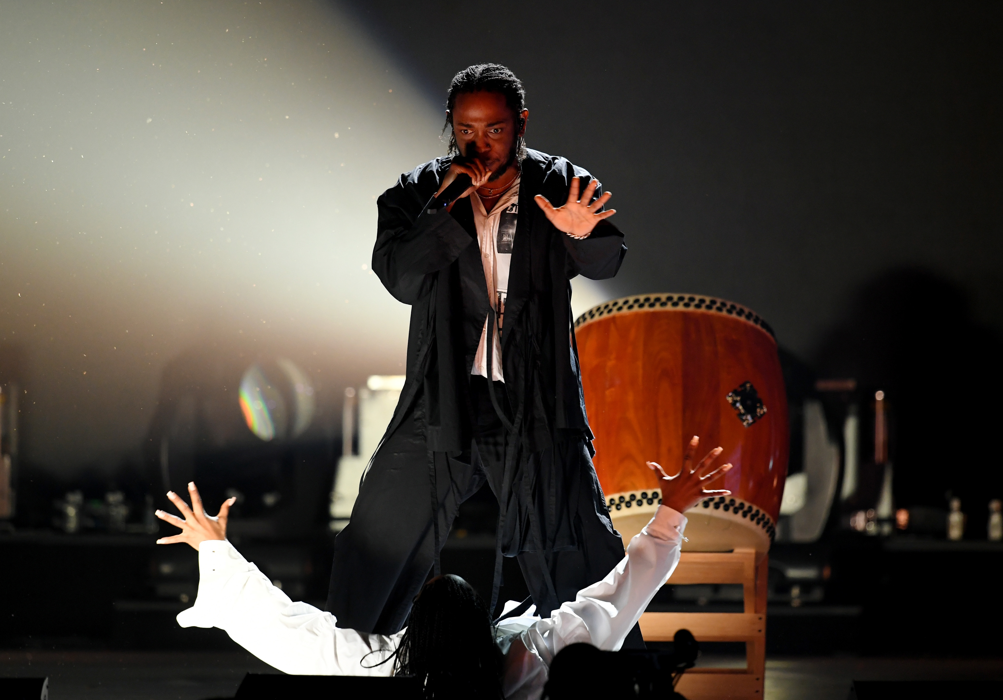 60th Annual GRAMMY Awards - Show
