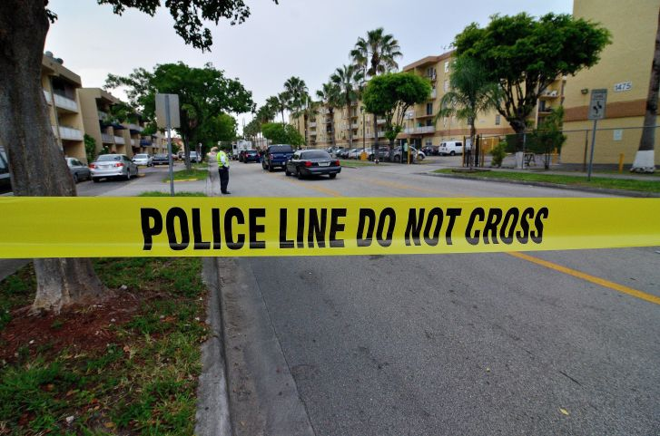 Shooting in Hialeah, Florida