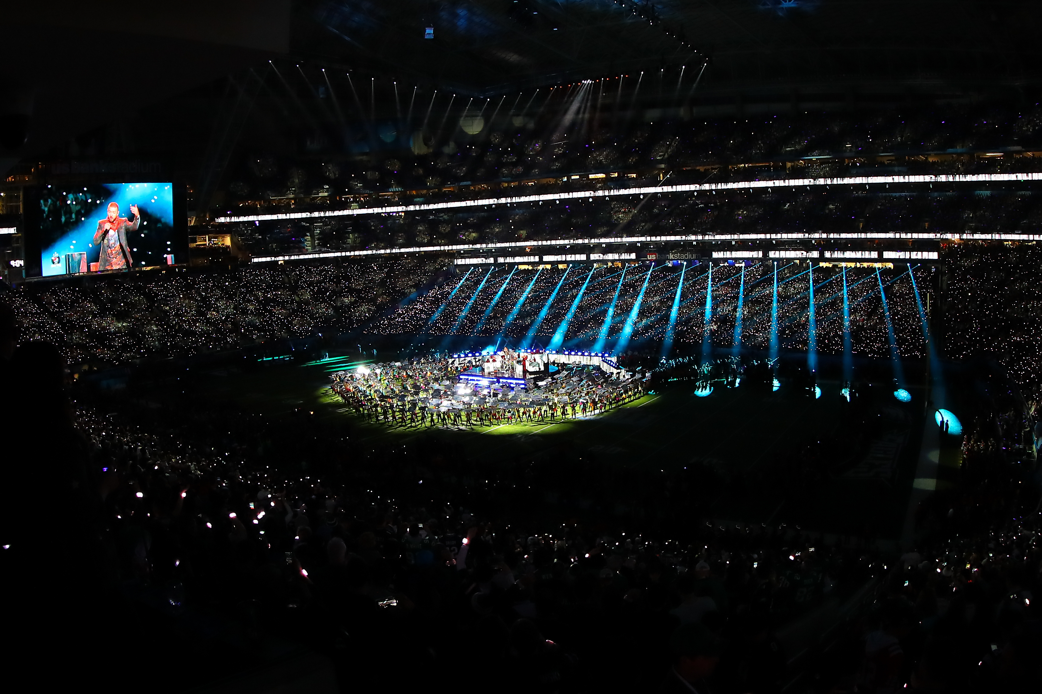 NFL: FEB 04 Super Bowl LII - Halftime Show