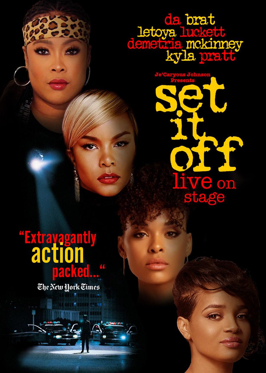Set It Off Cast