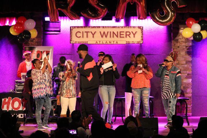 xscape at city winery