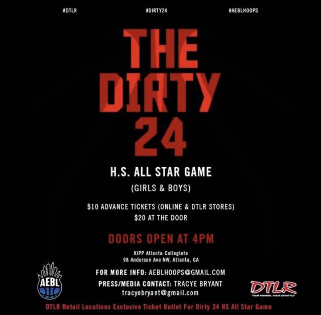 The Dirty 24