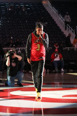 Atlanta Hawks Kap G