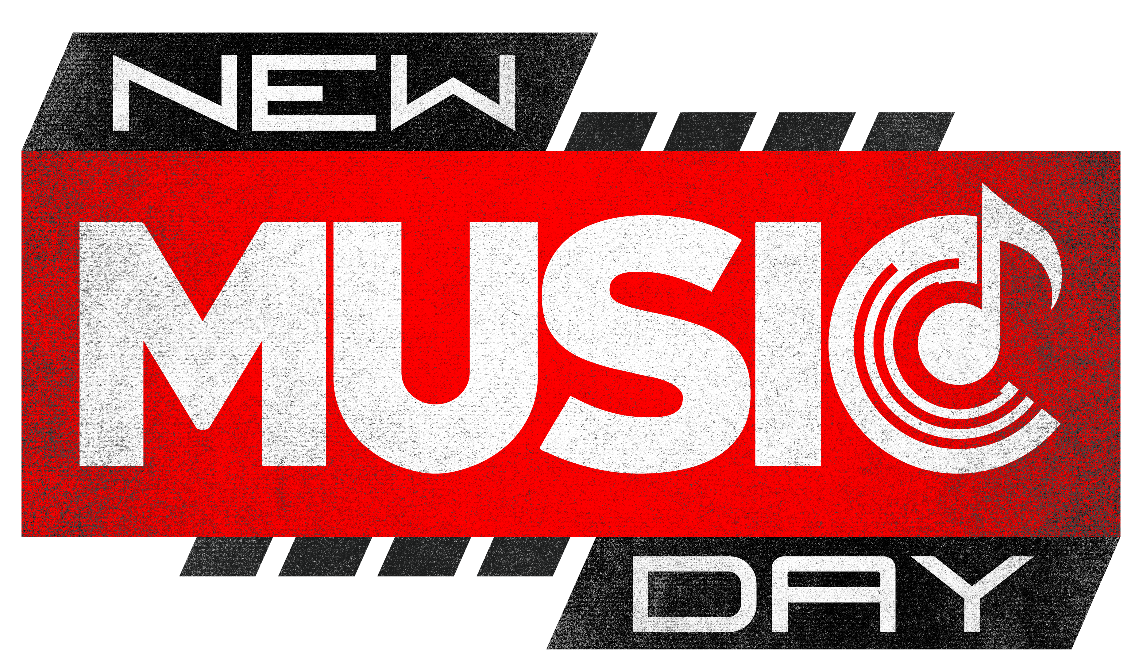 new music day logo
