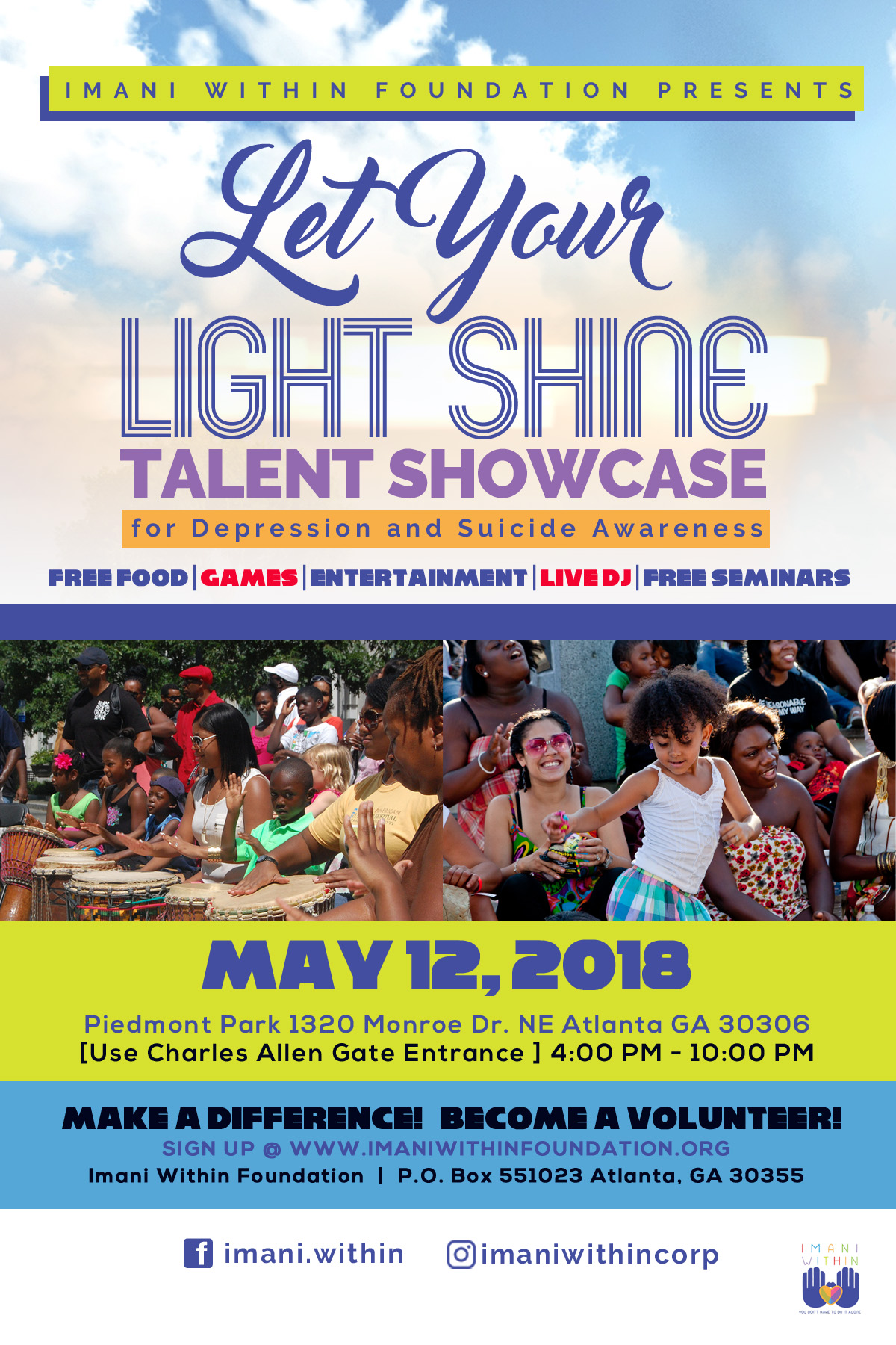 Let Your Light Shine Talent Show