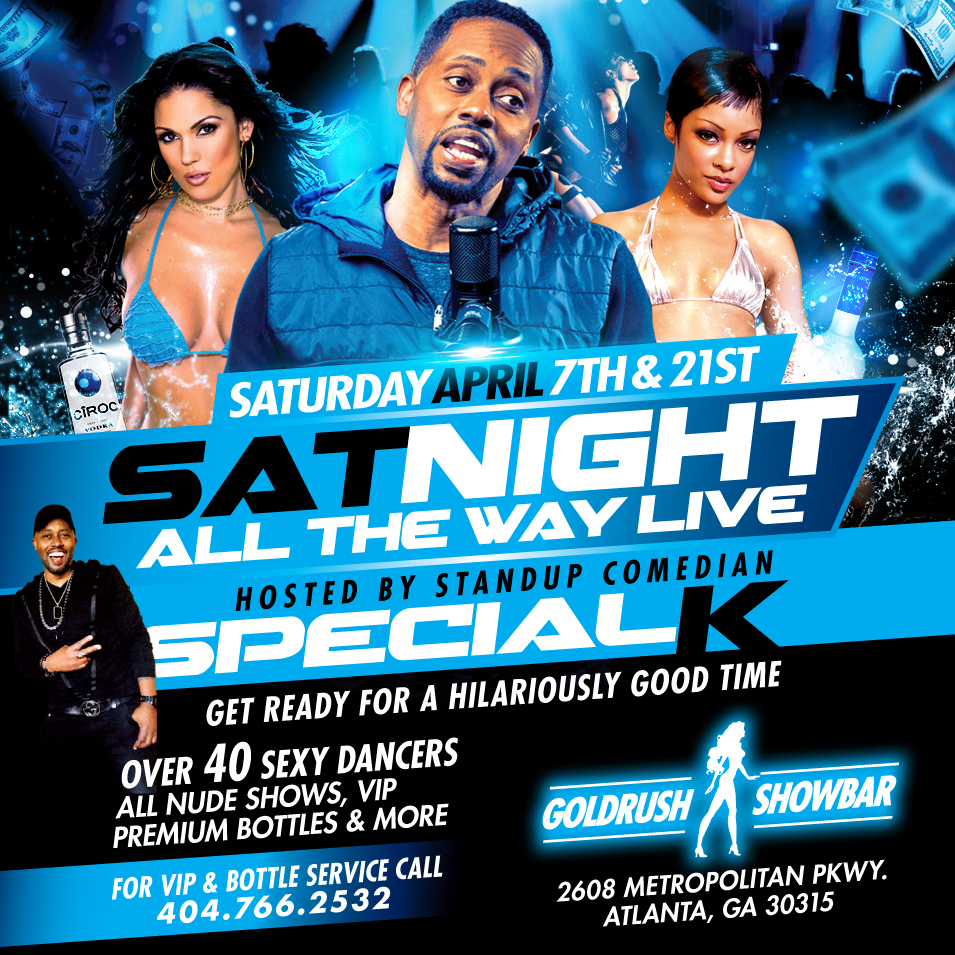 Saturday Night All the Way Live