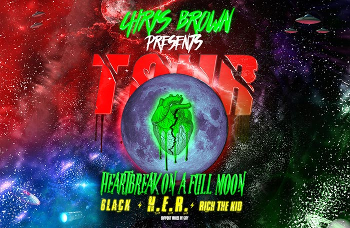 Heartbreak On a Full Moon Tour