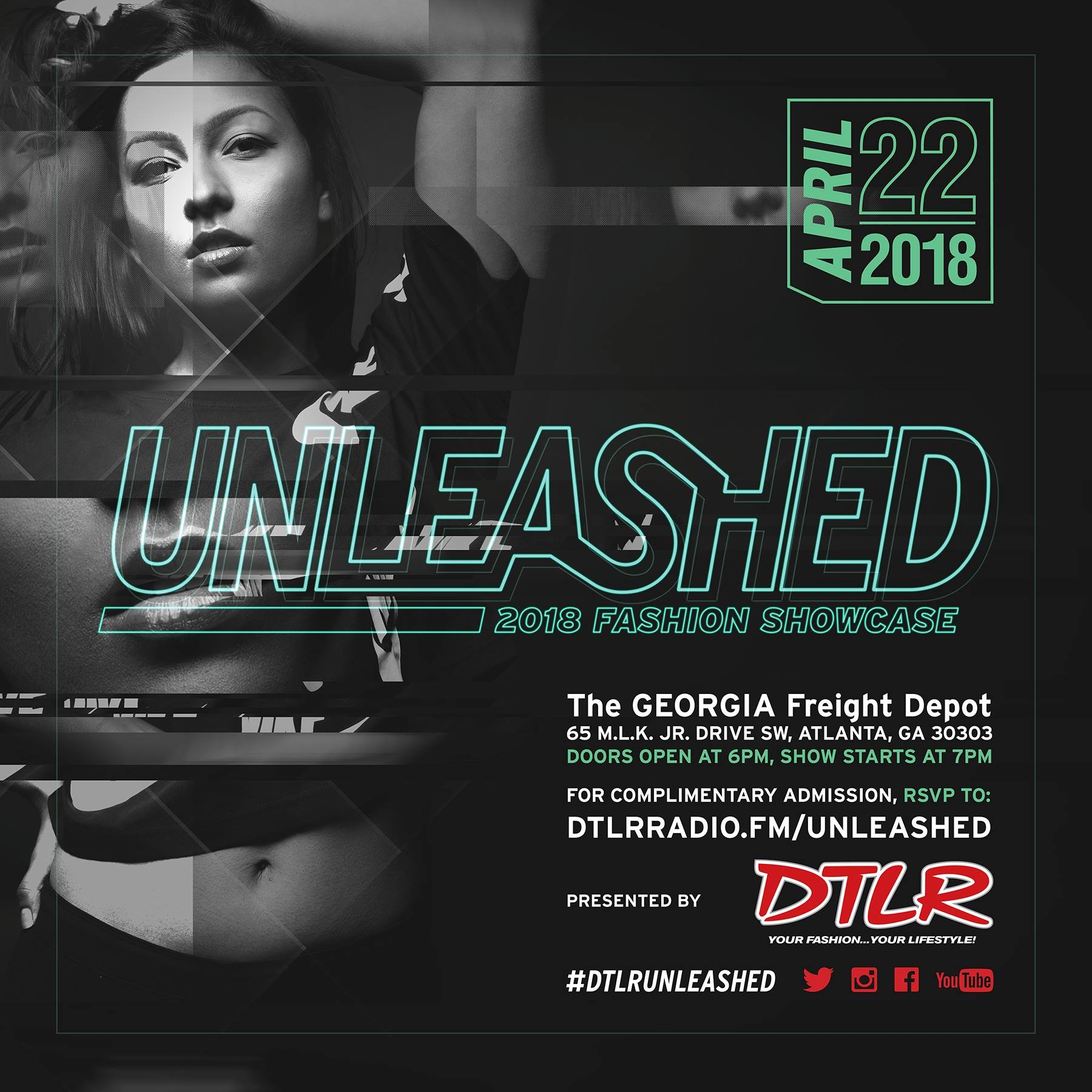 DTLR Unleashed Fashion Show