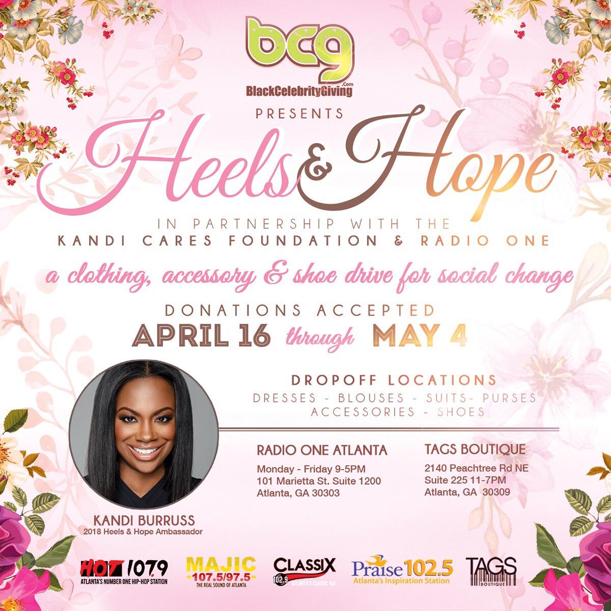 Heels & Hope