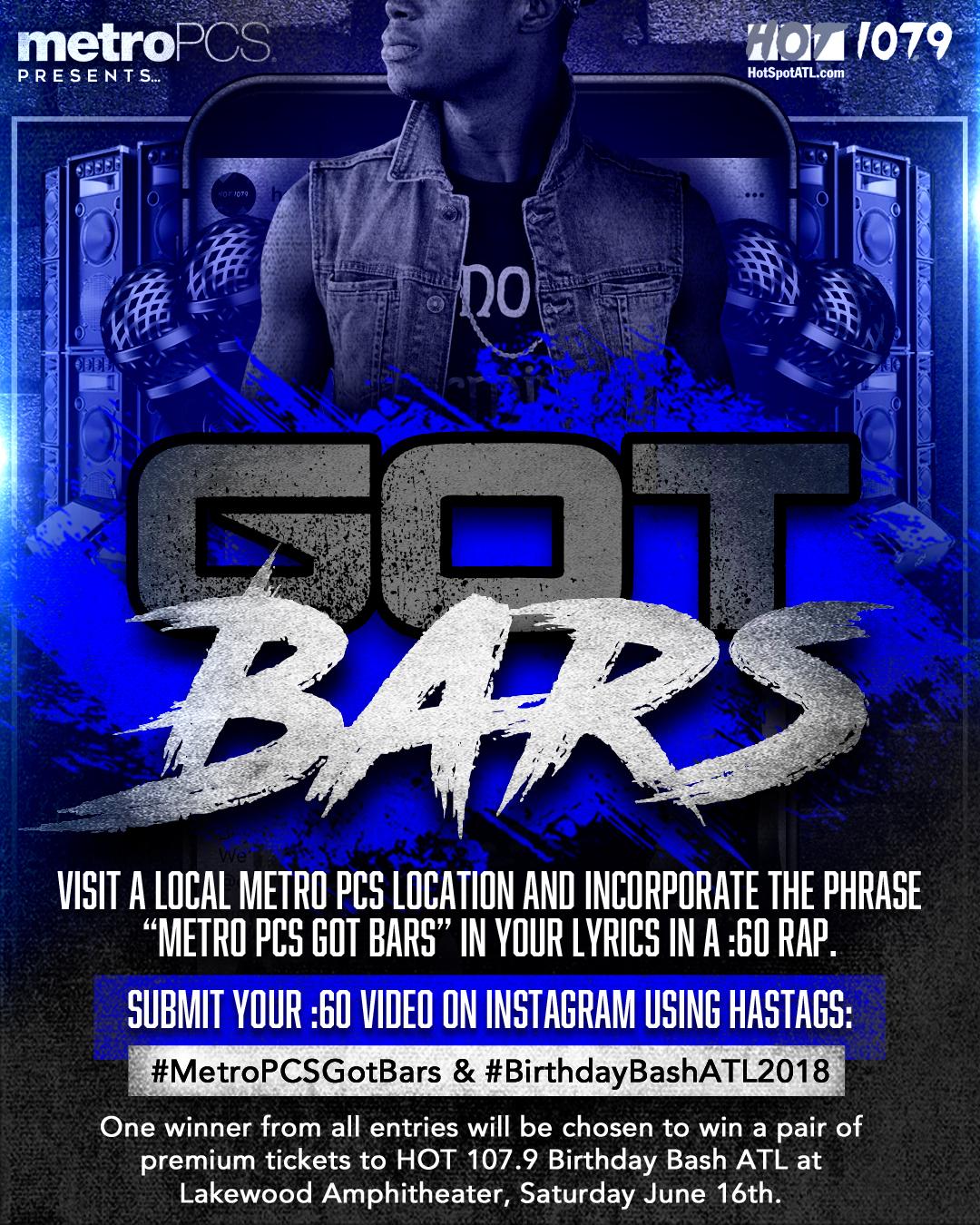 MetroPCS Got Bars Event