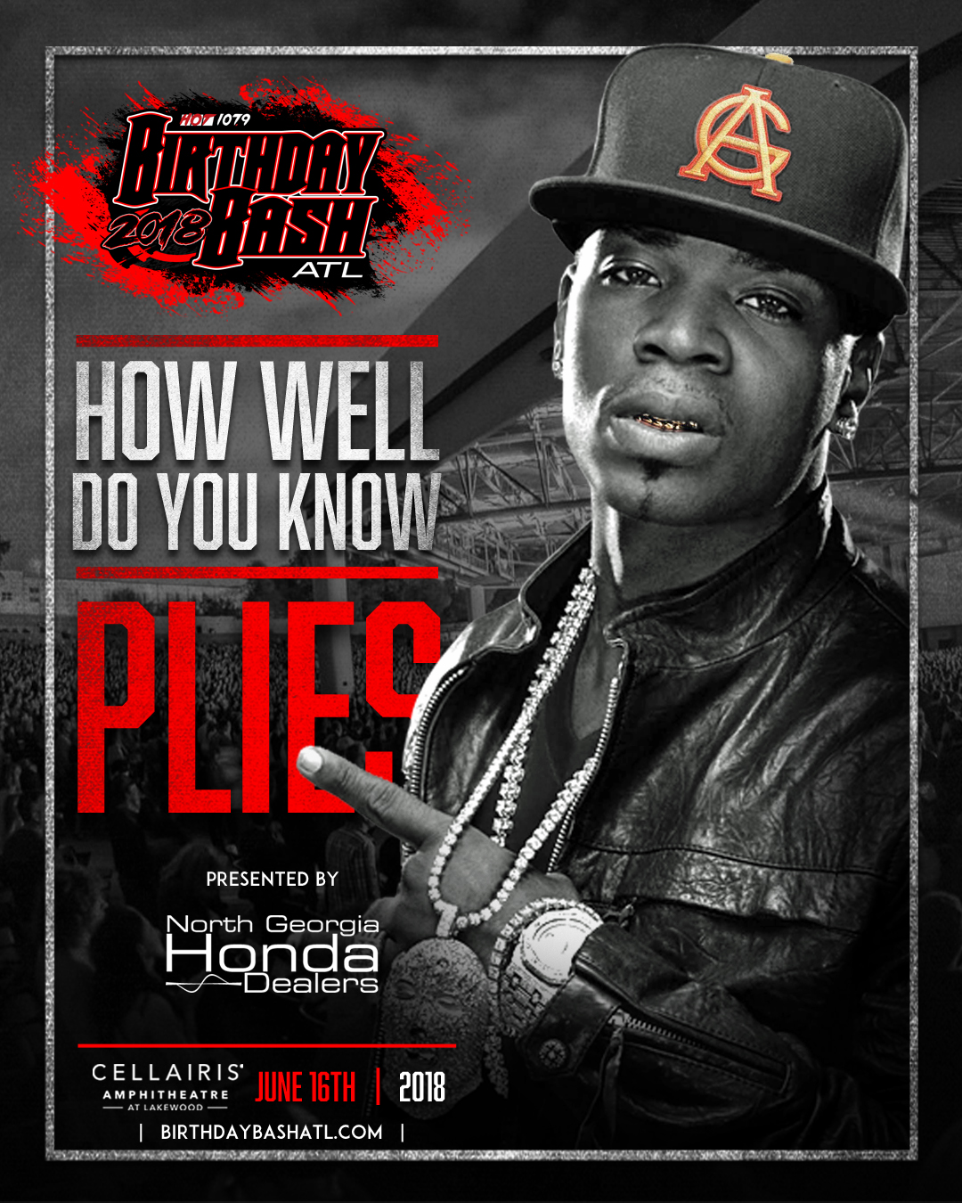 Plies Birthday Bash