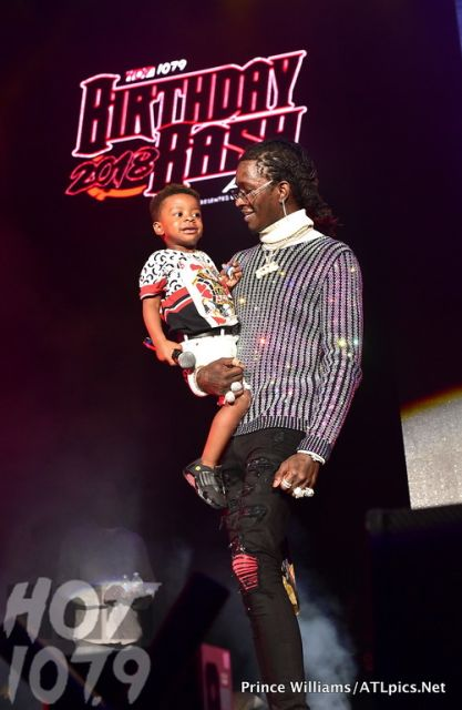 young thug birthday Young Thug's First Birthday Bash Was Everything We Wanted | Hot 107.9 young thug birthday
