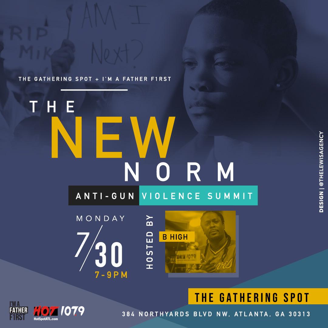 The New Norm Anti-Gun Violence Summit