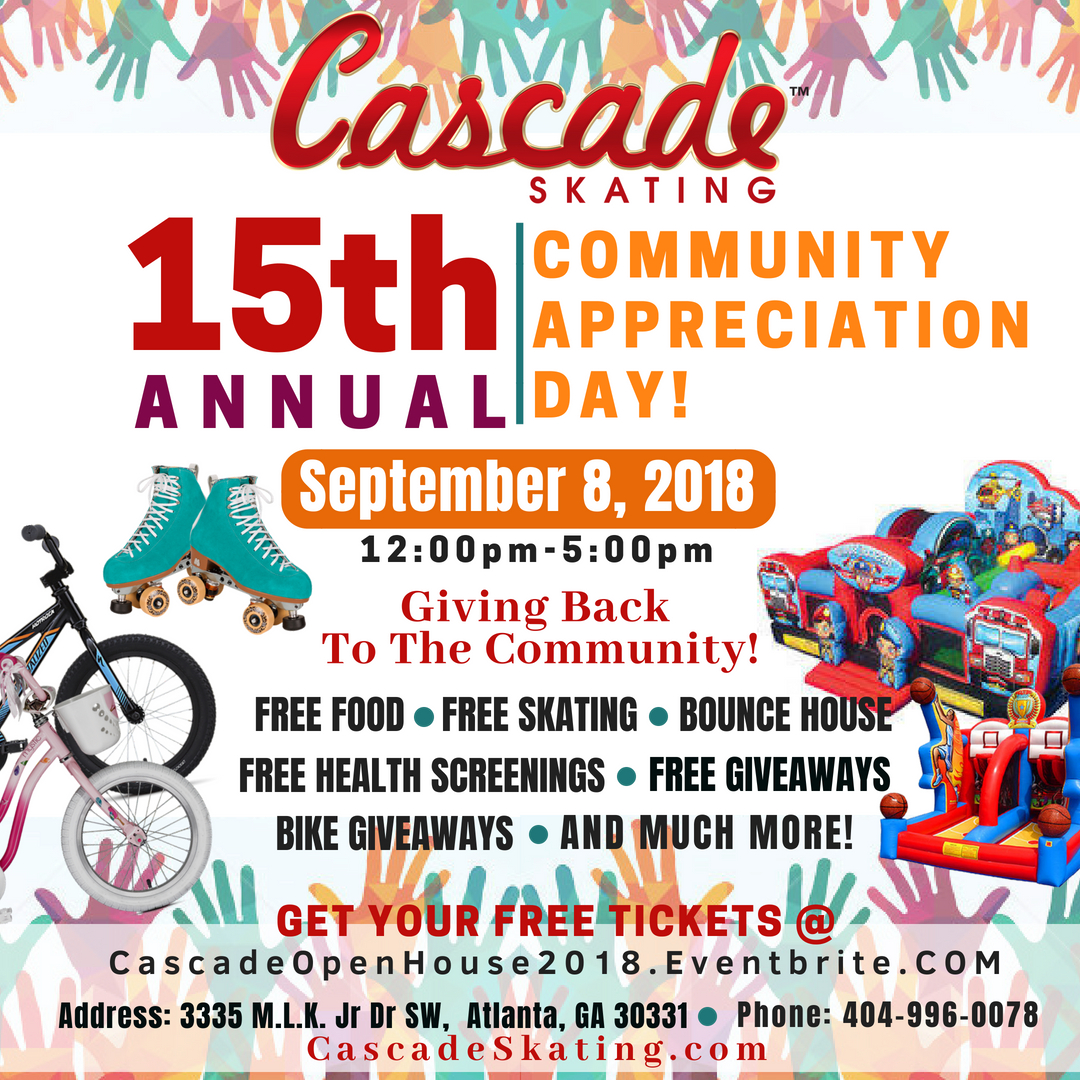 Cascade Community Skating Day