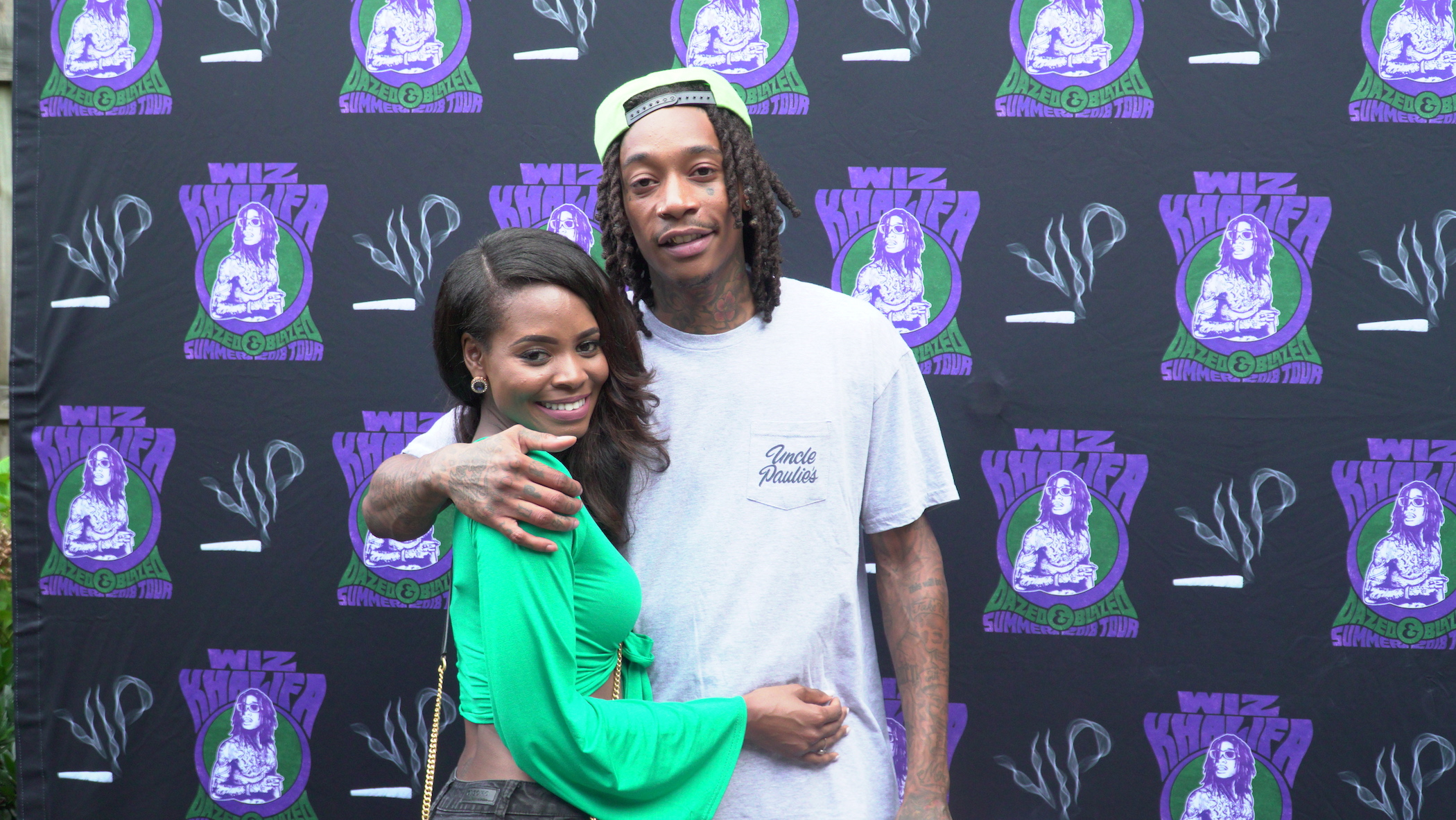 Wiz Khalifa Meet & Greet 2018 Photos