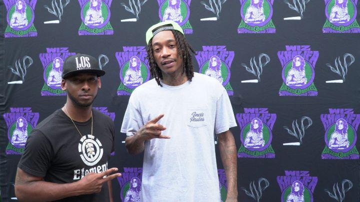 Wiz Khalifa Meet & Greet 2018 Photos