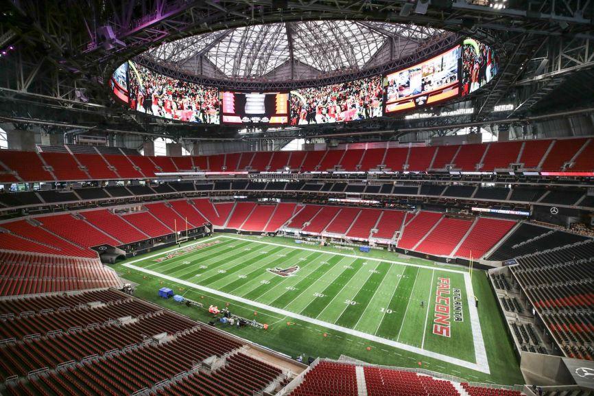Atlanta Falcons Stadium