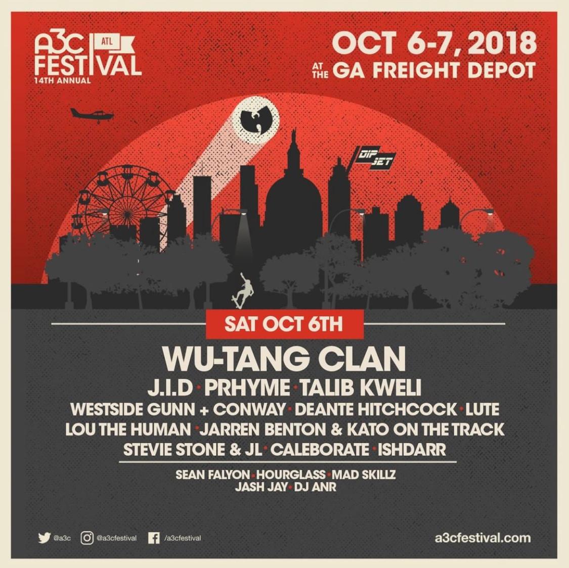 A3C Festival Saturday
