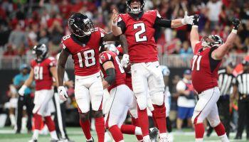 NFL: SEP 16 Panthers at Falcons