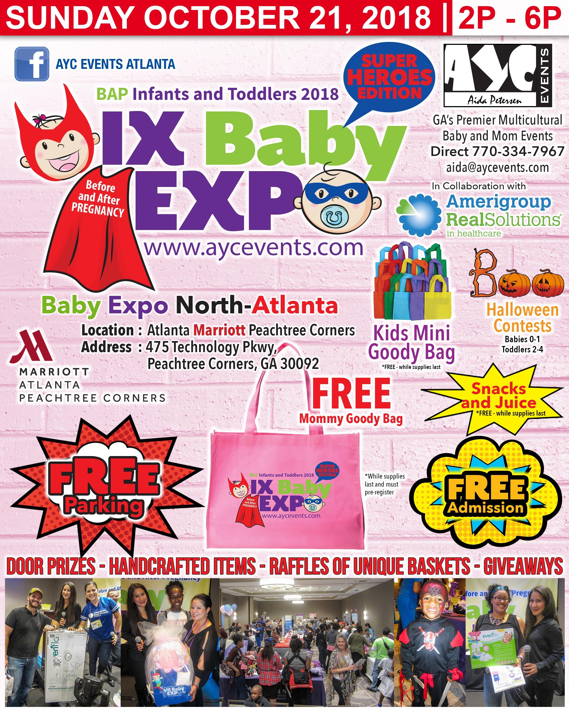 Amerigroup IX baby expo