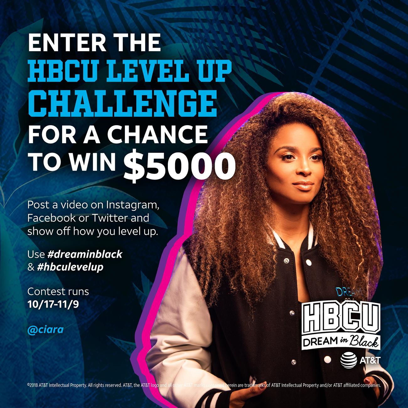 HBCU Level Up Challenge