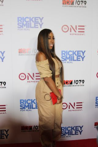 Rickey Smiley For Real Season 5 Red Carpet
