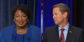 Georgia Governor Debate Oct. 23, 2018