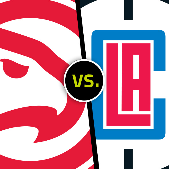 Hawks vs. Clippers