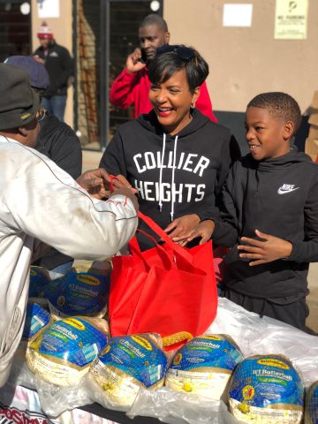PAYUSA & Reec For The Turkey Give Away
