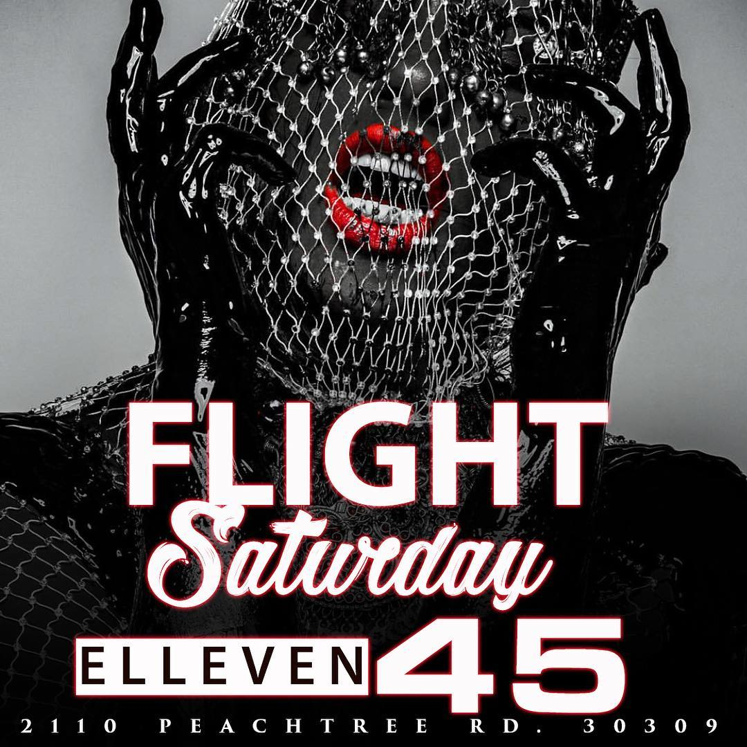 Elleven45 Lounge: Weekly Events