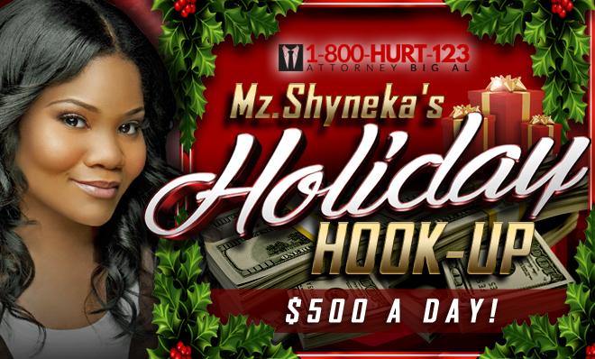 Mz. Shyneka Holiday Hook Up